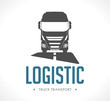 Logo - Logistic truck - 80025041
