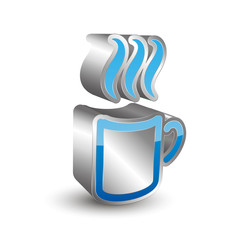 Coffee Icon 3D