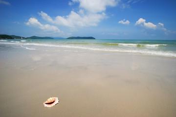 マレーシア ランカウイのビーチ  Malaysia Langkawi island