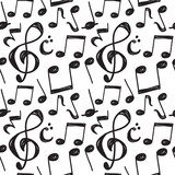 Music note background - 80028432