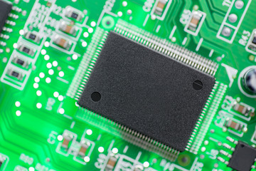 Computer chip.