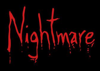 Nightmare fear symbol