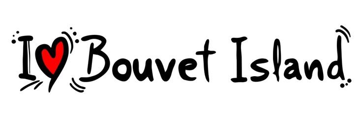 Bouvet island love