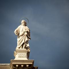 religious statue venice