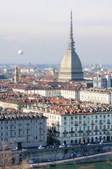 Panorama of Turin - Italy