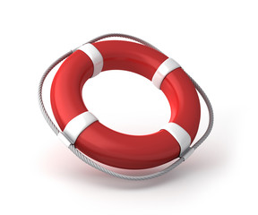 Roter Rettungsring 2