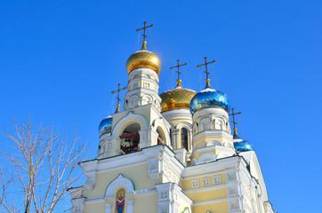 Храм Покрова пресвятой Богородицы во Владивостоке