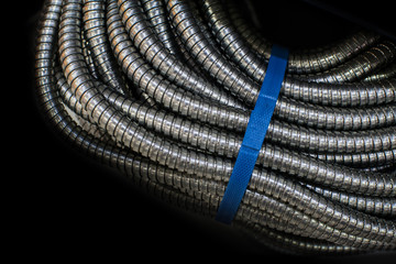 flexible pipe for electrical installations