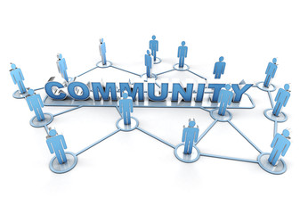Linked community