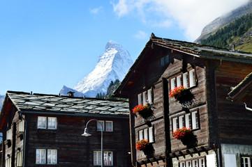 Matterhorn, Zermatt, Schweiz