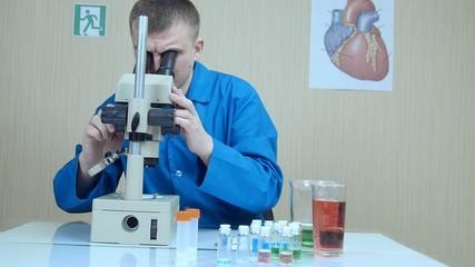 Microscope Laboratory experience