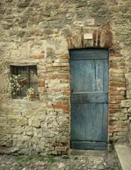 Facade farmhouse