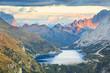 Lago Fedaia, Dolomites, Italy - 80038621