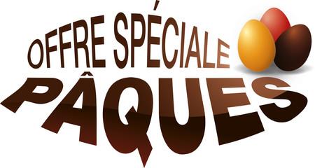 offre spéciale pâques logo