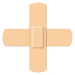 Cerotto doppio a croce