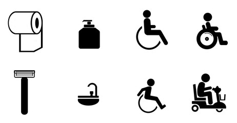 Hygiène / handicaps