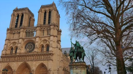 Cathedral Notre Dame de Paris - France