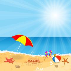 paradise summer enjoy your trip holidays