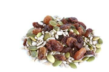 Mixed Seeds and Saltanas
