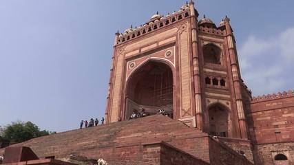 Buland Darwaza, Fatehpur Sikri, Agra