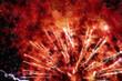 abstract canvas plasma, firework background
