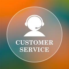 Customer service icon