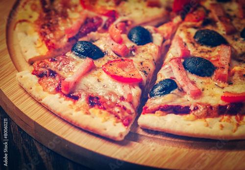 Ham pizza - 80060211