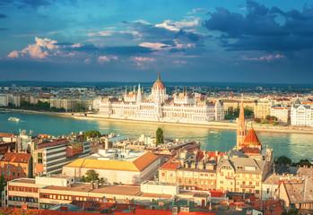 Cityscape Budapest Hungary