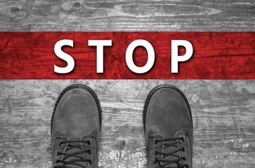 STOP - Konzept