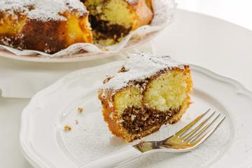 Homemade cake - Dolce casereccio