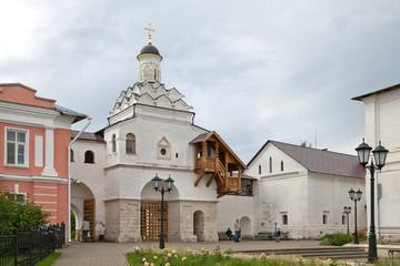 Введенский Владычный монастырь. Серпухов. Московская область