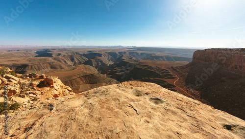 canvas print picture Wilderness Landscape in Utah