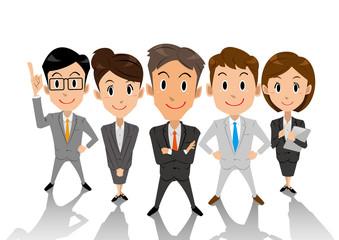 ビジネス グループ