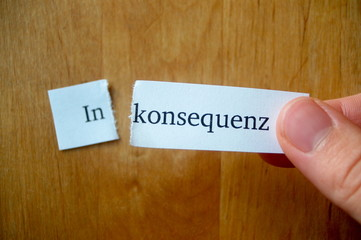 In-konsequenz
