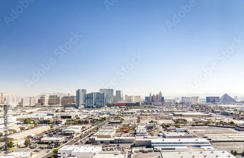 Spoed canvasdoek 2cm dik Las Vegas Las Vegas, Nevada, USA