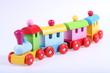 kleine Holzeisenbahn - 80075495