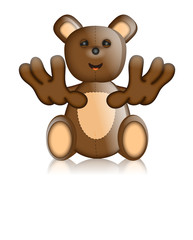 Toby Ted Teddy Toy Character Cartoon