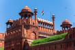 Red Fort, UNESCO world Heritage Site, Delhi, India. - 80077282