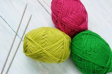 Knit, ball of wool, handmade present