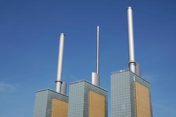 Heizkraftwerk Linden Hannover