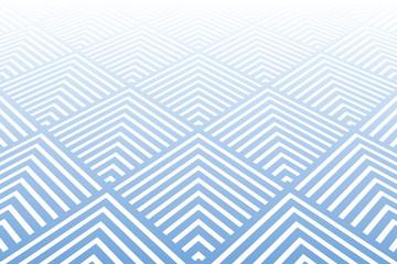 Blue geometric textured background.