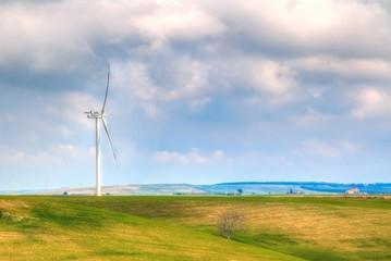 wind energy turbine renewable electric energy source