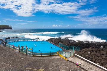 piscine naturelle du Baril, Saint-Philippe, Réunion