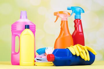 reinigungsflaschen für den haushalt
