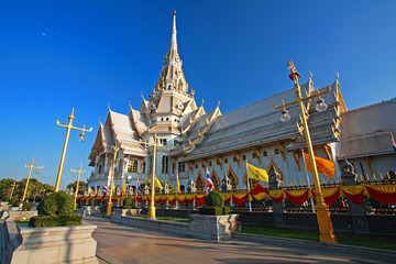 Sothorn Temple in Chachoengsao