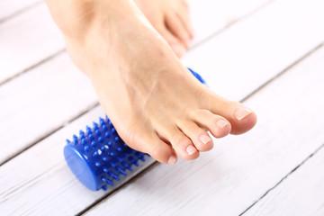 Rehabilitacja stopy, akupresura
