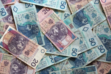 Polnische Zloty