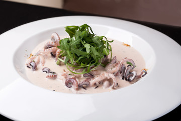 soup octopus
