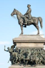 Statue of Emperor Alexander II, Sofia, Bulgaria