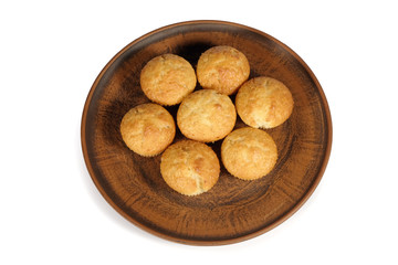 Печеные кексы